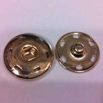 Кнопка метал пришивная 21 мм  (1000 штук)