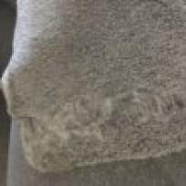 Мех искусственный для обуви шерстяной (метр )