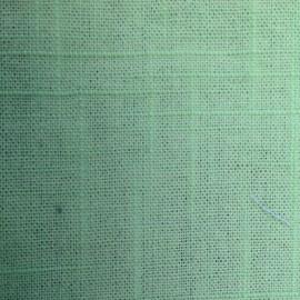 Ткань лен зеленый (метр )