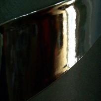 Ткань искусственная кожа лак нетканка (метр )
