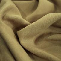 Ткань трикотаж креп-дайвинг бежевый (метр )
