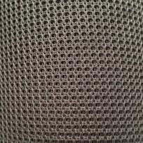 Сетка галантерейная темно серый (метр )
