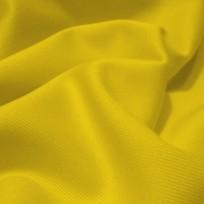 Ткань трикотаж микродайвинг желтый (метр )