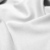 Ткань трикотаж микродайвинг белый (метр )