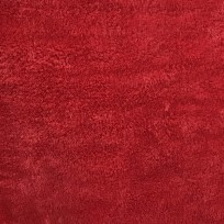 Ткань махра красный (метр )