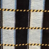 Ткань махра клетка (метр )