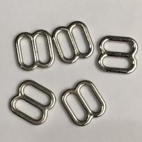 Перетяжка сарафанная металическая литая 10мм (1000 штук)