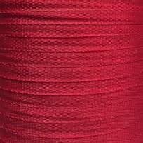 Тесьма репсовая тж 5мм бордовый (50 метров)