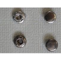 Кнопка метал 10 мм  (1000 штук)
