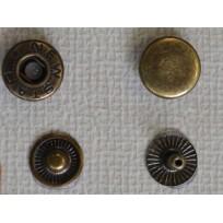 Кнопка метал 12.5 мм (1000 штук)