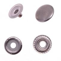 Кнопка метал 15 мм Dash (1000 штук)