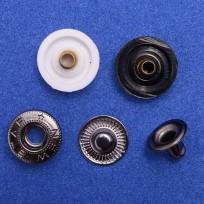 Кнопка пластиковая 17 мм (1000 штук)