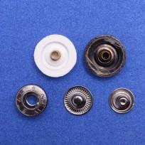 Кнопка пластиковая 20 мм турецкая (720 штук)