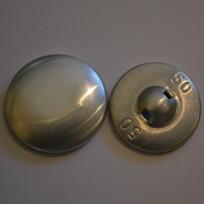 Пуговица под обтяжку полуножка (1000 штук)