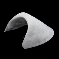 Плечевые накладки (подплечники) обтянутые прямые Т15 15мм (пары)