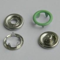 Кнопка трикотажная беби кольцо 9,5 мм турция (1440 штук)