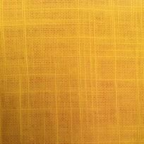 Ткань лен желтый (метр )