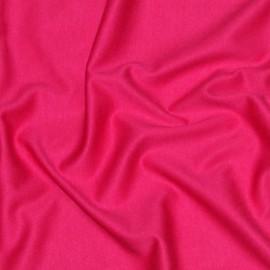 Ткань трикотаж лакоста малиновая (метр )