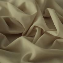 Ткань трикотаж масло бежевый (метр )