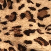 Ткань махра гепард (метр )