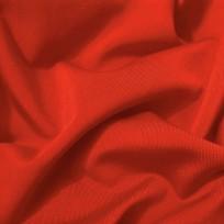Ткань трикотаж микромасло алый (метр )