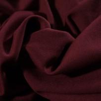 Ткань французский трикотаж бордовый (метр )