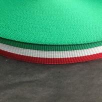 Тесьма репсовая тж 20мм италия (50 метров)