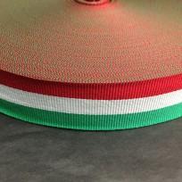 Тесьма репсовая тж 30мм италия (50 метров)