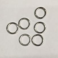 Кольцо сарафанное металическое литое 8мм (1000 штук)