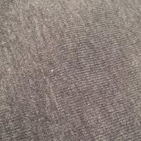 Довяз ластик 1 нитка 60см серый темный (Килограмм)