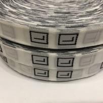 Размерная лента (тканная) белая L (1000 штук)
