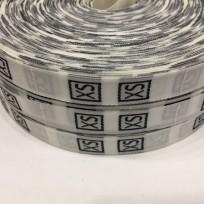 Размерная лента (тканная) белая XS (1000 штук)